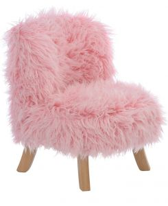 Somebunny Chair Cooler than the Rest - Pink Furry